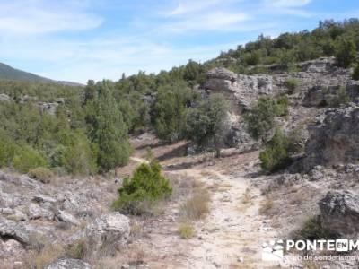 Ciudad Encantada de Tamajón - Retiendas - Almiruete; laguna negra soria;excursiones
